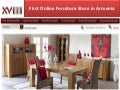 First Online Furniture Store in Armenia