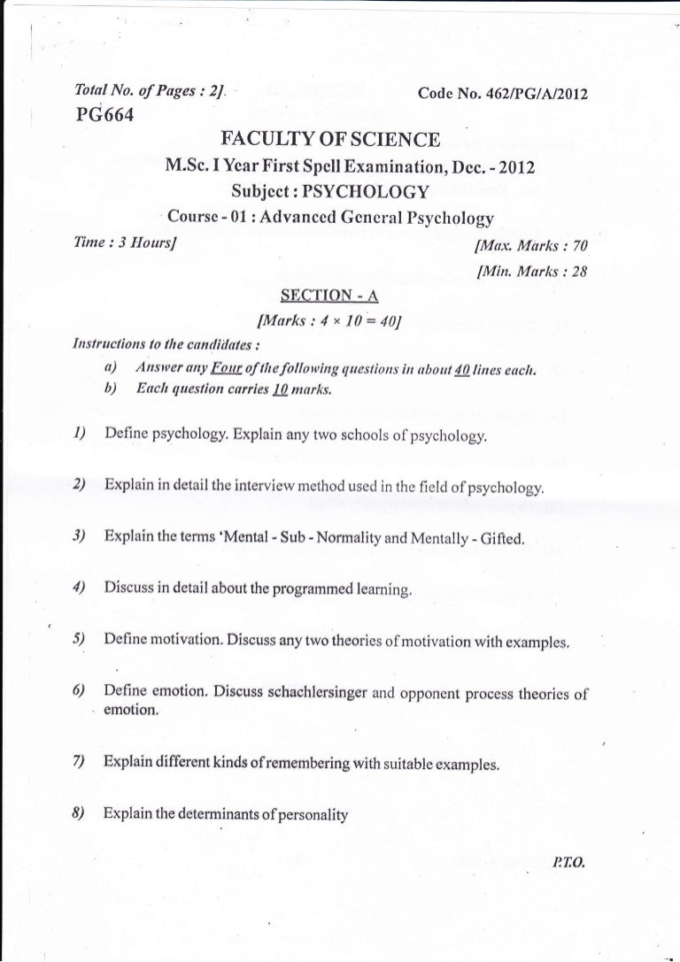 cbse class 12 previous year question papers with solutions pdf psychology