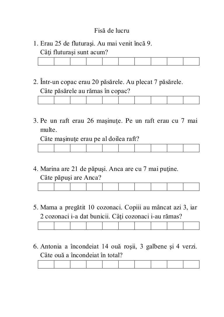 Fis U0103 De Lucru Matematica 1