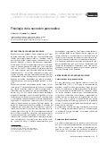 Fisiologia de la secrecion pancreatica