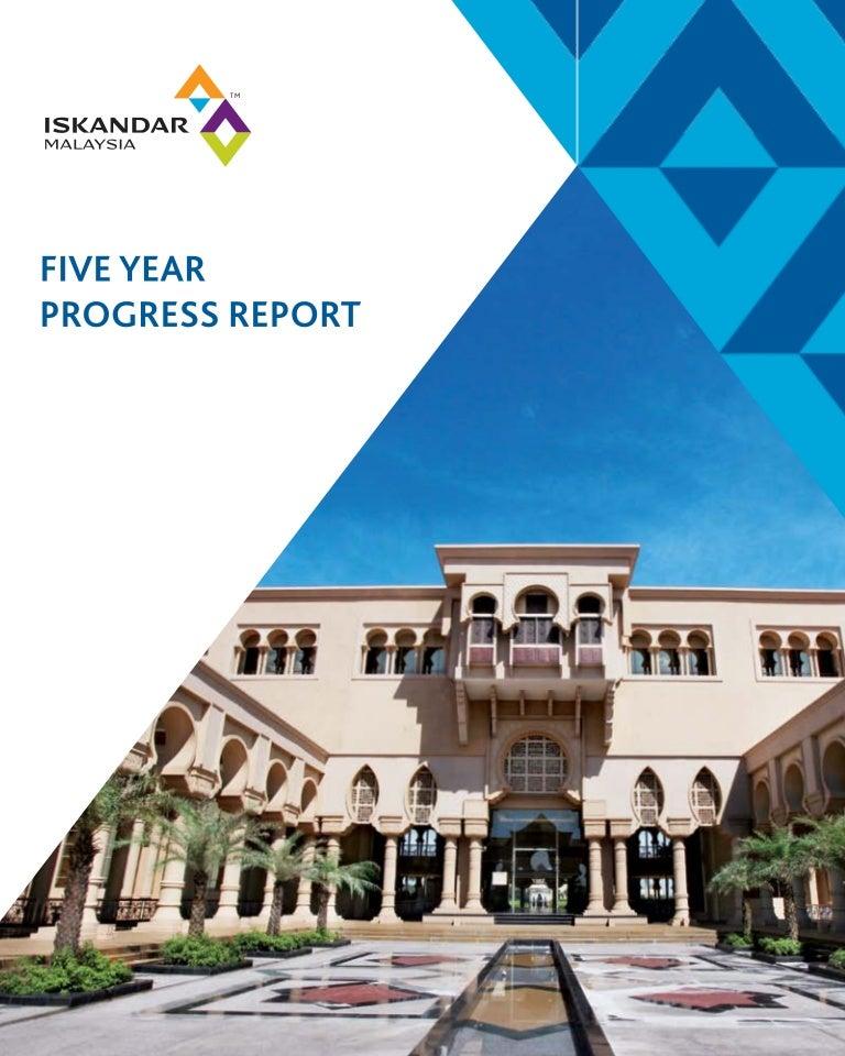 Five year progress report iskandar malvernweather Gallery