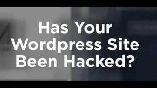 Fix hacked wordpress site, remove google blacklist, clean malware