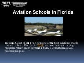 Aviation Schools in Florida