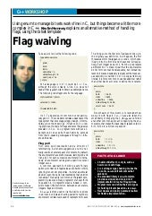 Flag Waiving