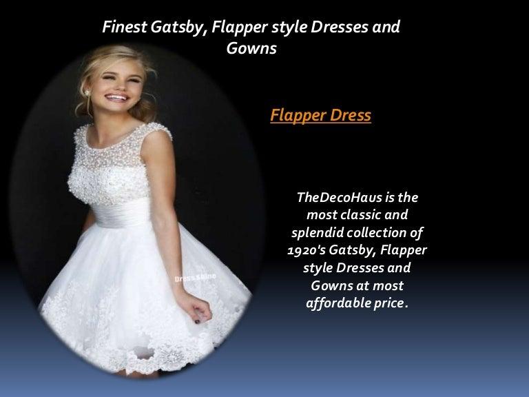 Flapper Dress   Gatsby Dress   Gatsby Gown