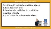 Write Your Book in a Flash - Quick Start Mini Course
