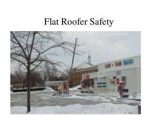 Flat roof 2017