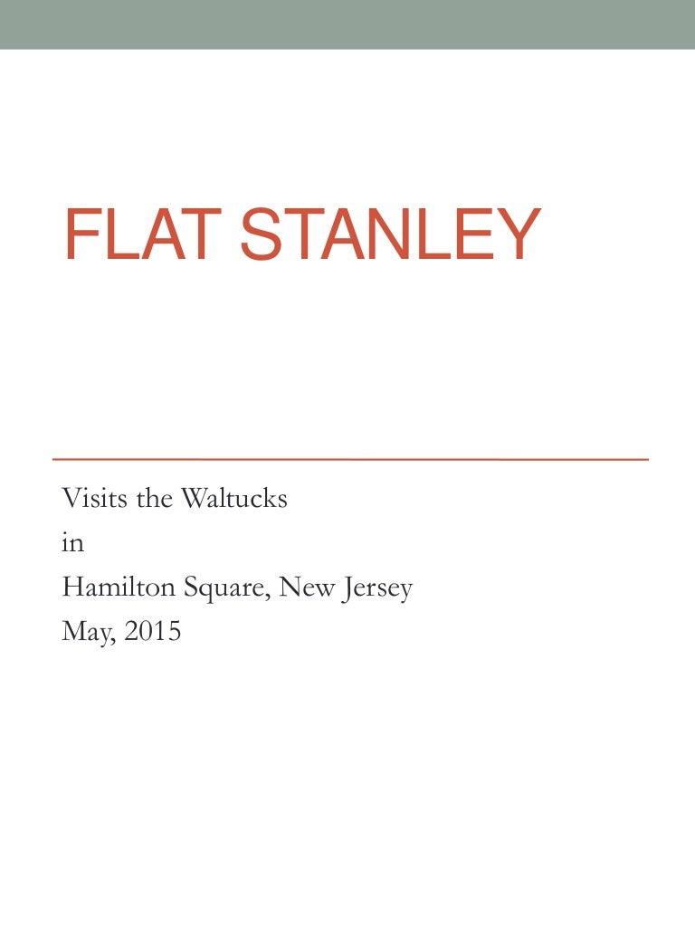 flat stanley 2015