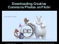 How to Find Flickr Photos with a Creative Commons License