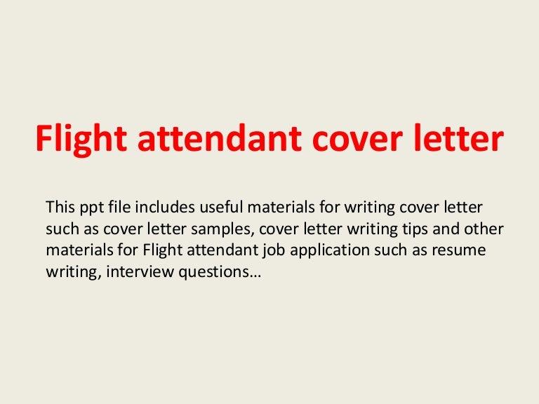 Emirates Flight Attendant Cover Letter Sarahepps