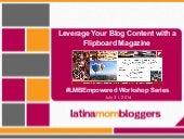Flipboard Magazine Webinar