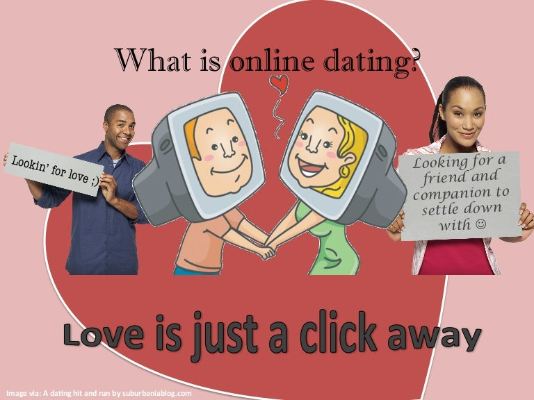 internet dating is for losers