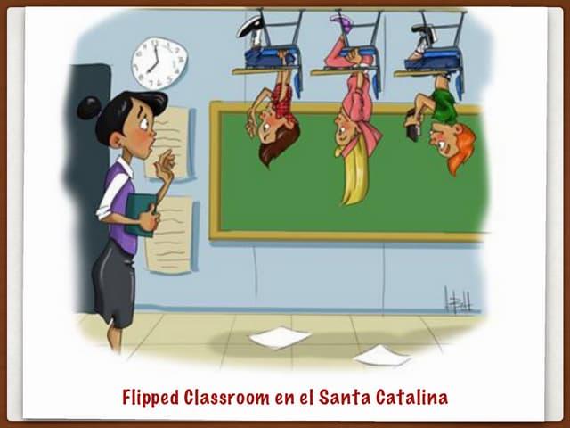 Flipped classroom. Los Seres vivos