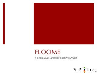 Floome overview