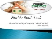 Orlando Roofing Services in USA