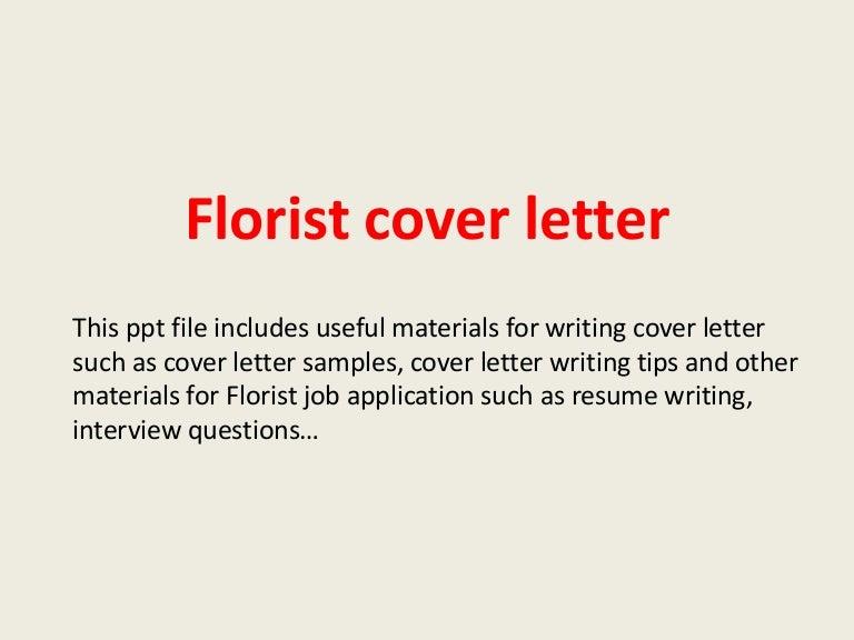 Floristcoverletter 140305113933 Phpapp01 Thumbnail 4?cbu003d1394019602