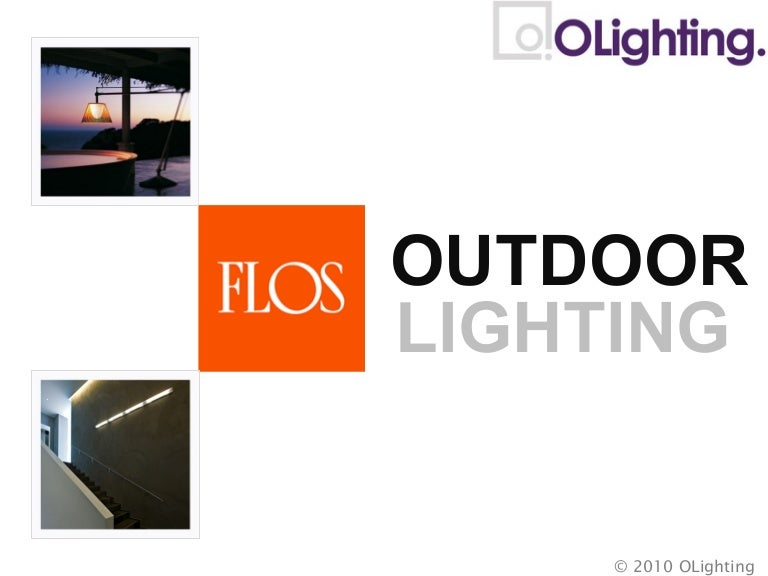 flos outdoor lighting. contemporary lighting and flos outdoor lighting