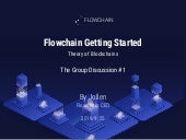 Flowchain blockchain classroom at Taiwan Tech University