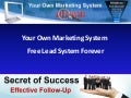 The FREE Lead System Forever Process For Network Marketing Leaders