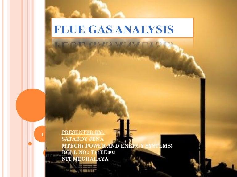 flue gas