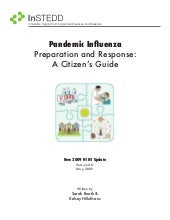 Influenza Pandemic Preparation and Response - A Citizens Guide V2.0