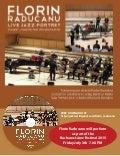 NEW ALBUM RELEASE: Florin Raducanu Live Jazz Portret