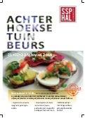 Tuinbeurs SSP-HAL Ulft