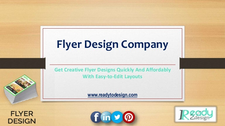 Business Advertising Flyers - Cost-Effective Flyer Design Ideas For Y…