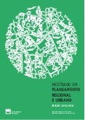 Flyer MESTRADO EM PLANEAMENTO REGIONAL E URBANO pt