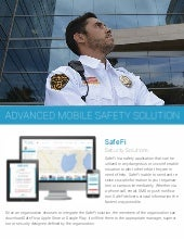 Advanced Mobile Safety with SAFEFI