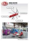 SOLO Swiss Demo center. Test – Ausrüstung – Ausbildung – F&E