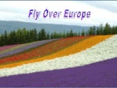 Fly over europe1