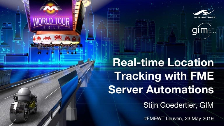 Fme Server Automations