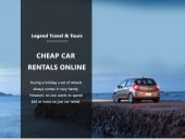 How to get  Discounts On Cheap Car Rentals Online