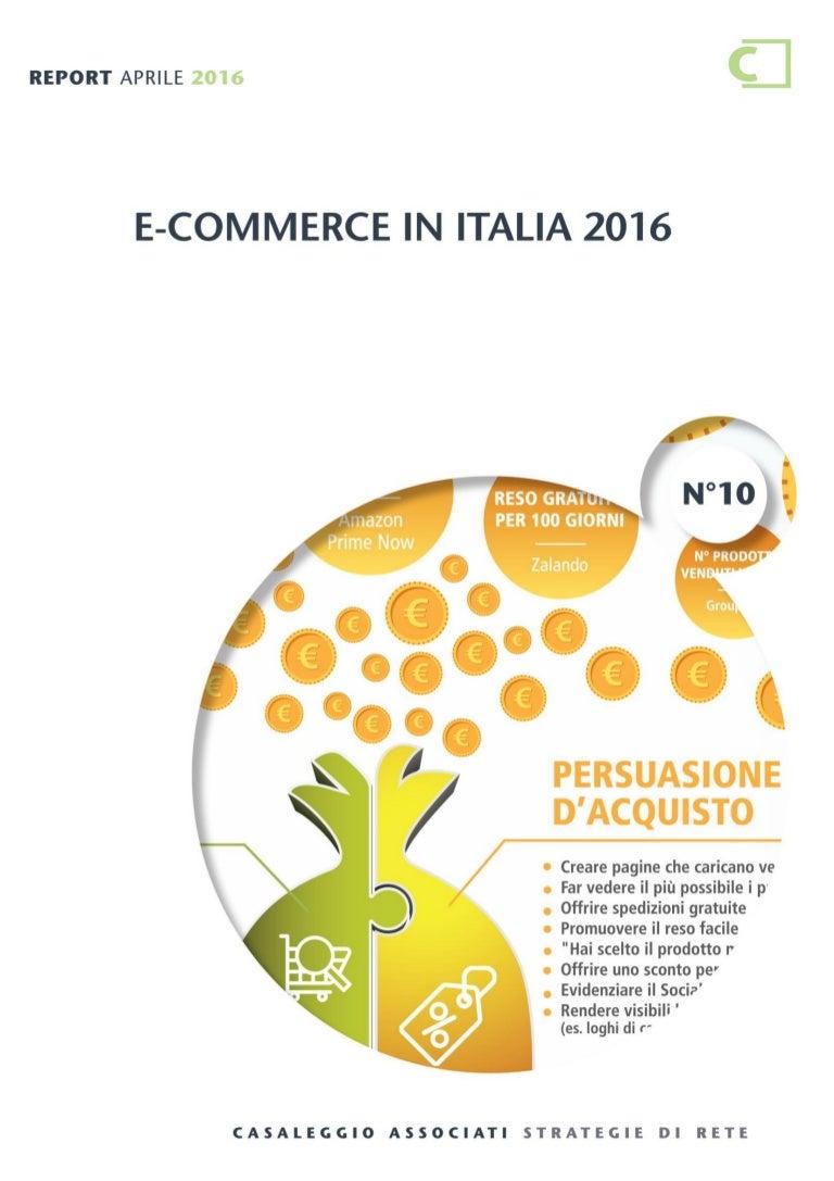 Altri Siti Come Dalani rapporto e-commerce italia 2016