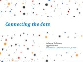 Connecting the dots - Frontiers of Interaction 2012