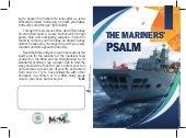 Folheto para evangelização de Marinheiros - Impressão em gráfica - INGLÊS