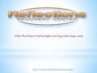 Drug Rehab Locations