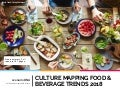 Culture Mapping Food & Beverage Trends 2018