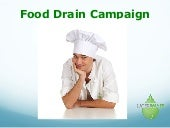 Food Drain Campaign