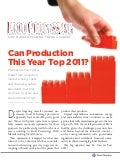 Food processing magazines Annual manufacturing trends survey report