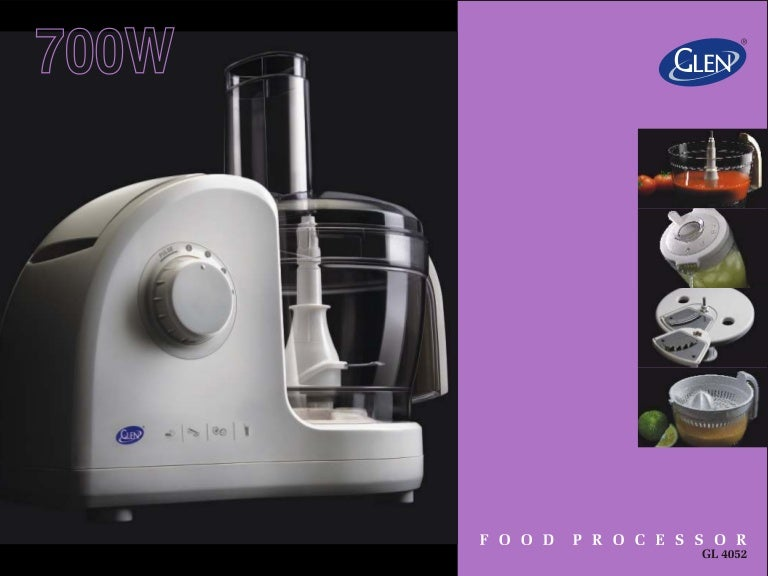 Cuisinart snack raw processor nutrition