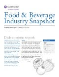 Grant Thornton - Food Snapshot Summer 2012