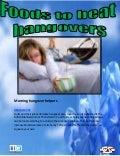 Foods to beat hangovers