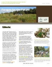 Forages for the Future Newsletter No 4
