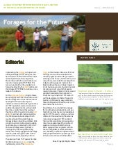 Forages for the Future Newsletter No 5