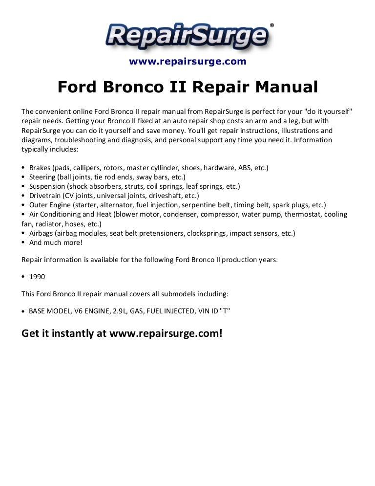 1990 ford pickup bronco van repair shop manual cd super duty f150.