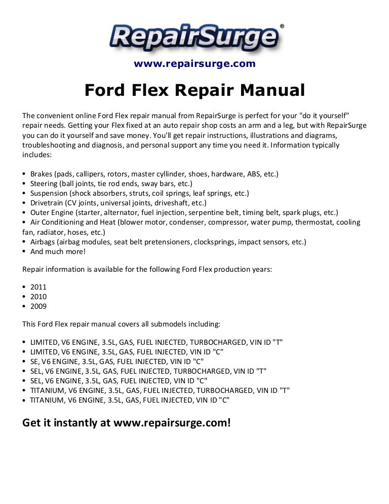 Ford F  Owners Manual Just Give Me The Damn Manual