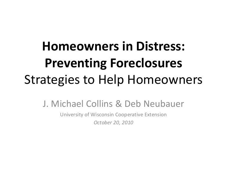 preventing future foreclosures I will be working in the months ahead to address this issue for eaton county citizens, and finding ways to help people minimize and prevent future tax foreclosures michigan state housing and development authority (mshda) reports average foreclosures in michigan result in $80,000 in expense.