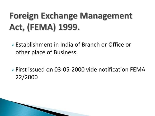 Forex management ppt